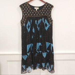 Moulinette Soeurs Anthropologie Dress Size 8